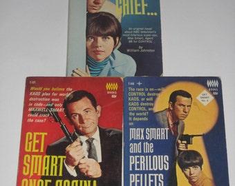 Get Smart Paperback Book Lot