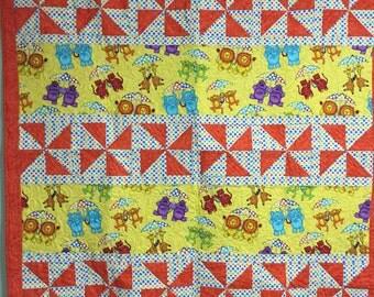 Happy Go Lucky quilt