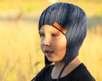Chin Tie Hat Etsy