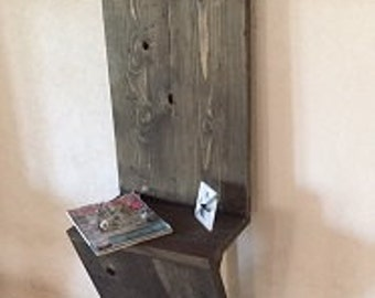 Rustic Night/Display Stand