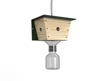Best Bee Trap, Carpenter Bee Trap - Single