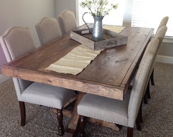 Farmhouse Table - Kansas City