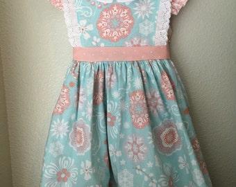 CUSTOM Alice Dress Size-6m-10