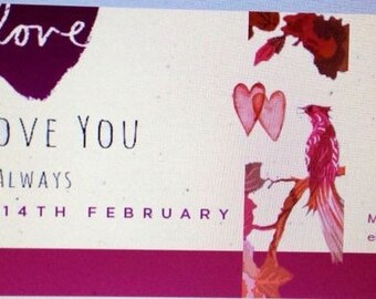 Monochrome long scarf, valentine's day gift