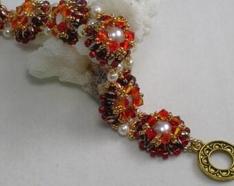 red passion bracelet