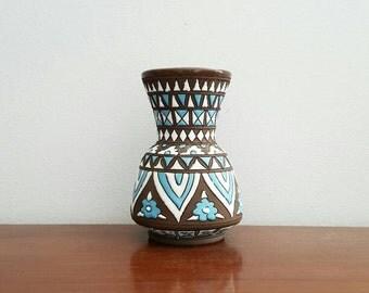 Neofitou Keramik vintage vase, made in Greece