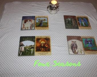 Four Seasons Oracle Reading