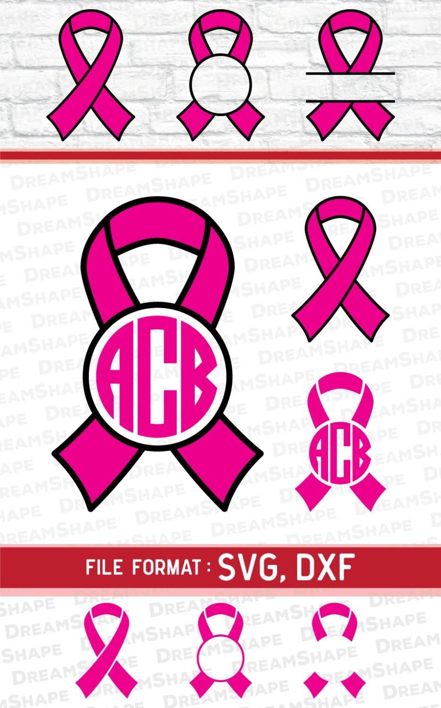 ribbon svg files  cancer ribbon svg files  ribbon monogram svg  split svg  ribbon svg  for