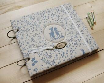 Scetckbook, A4 - craft paper notebook