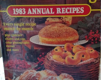 1983 Southern Living Annual Recipes