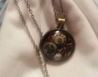Clockwork 3 pendant