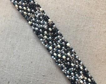Peyote Stitch Bracelet