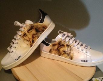 Adidas Stan Smith-Customised