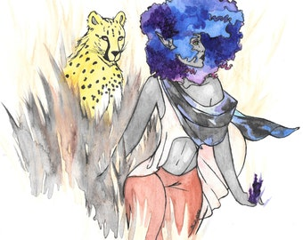 African Lavender