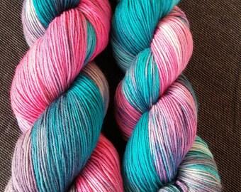 Merino - silk blend