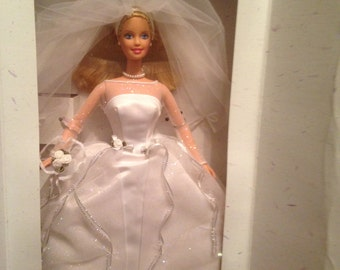 Blushing Bride Barbie