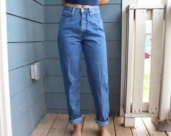 Emma High Waisted Jeans