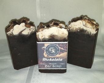 Mokalata Handcrafted Mocha Latte Soap
