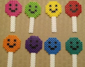 Emoji cupcake toppers - Set of 8