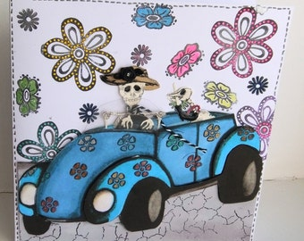 Day of the Dead, Lady Driver