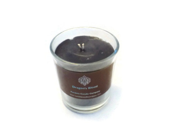 New! Dragon's Blood Scented Candle in 13 oz. Classic Tumbler