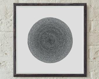 Labyrinth - Fine Art Digital Giclee Print