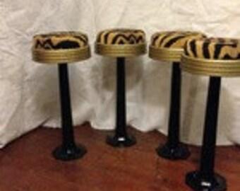 1950s bar stools
