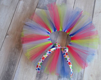 Colorful Tulle Tutu