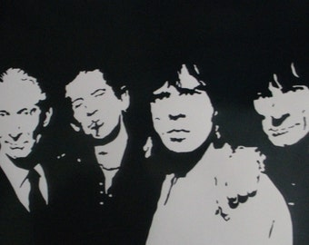 The Rolling Stones Ltd. Edition Print
