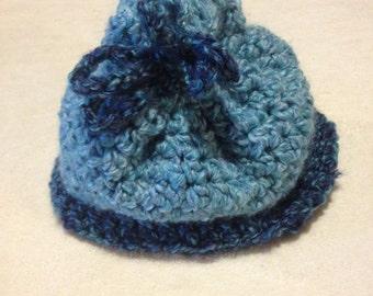 Children's Hand Crochet Hat