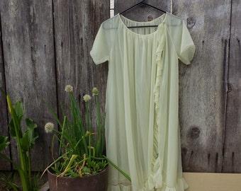 1970's Shawl Dress