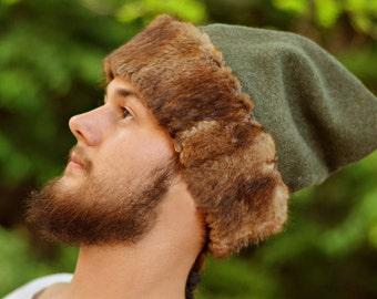 Slavic hat