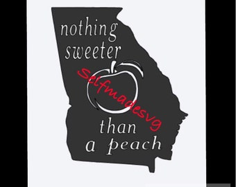 Nothing sweeter than a peach