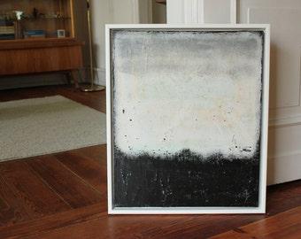"""Abstract art title """"NUANCES"""" 50 x 60cm"""