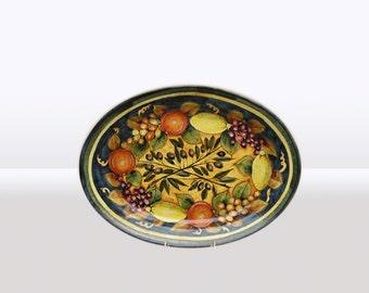 A168C NOV Oval Plate-Oval Plate