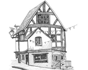 The Fish House, Ludlow