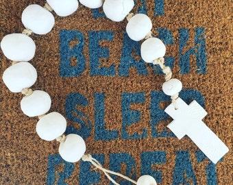 Wall Art Clay Beads