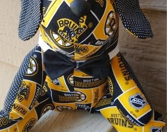 Boston Bruins Hockey Dog