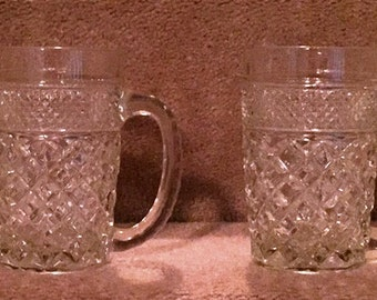 Anchor Hocking - Wexford - Mugs - Set of 4