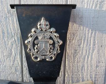VIntage hanging mailbox