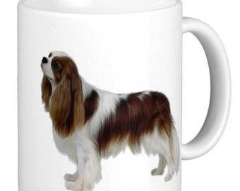 Cavalier King Charles Spaniel,  Cavalier King Charles Spaniel Gift Mug, Cavalier Mug