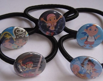 Jake and The Neverland Pirates Set of 5