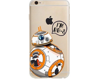 iPhone 6/6s BB-8 Droid case