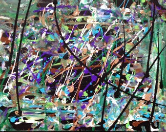 Abstract Slap