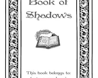 Complete Book of Shadows - 525 pages