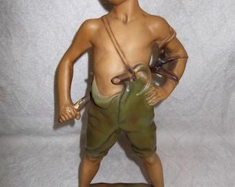 1930s Peter Pan figure