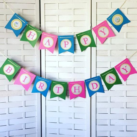 Peppa Pig Banner Peppa Pig Birthday Banner By: Peppa Pig Birthday Banner Happy Birthday By NoLandLikeGarland