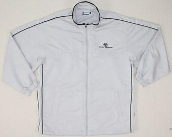 Sergio Tacchini Windbreaker Sergio Tacchini Jacket Sergio Tacchinni Tennis Lab Tennis Jacket