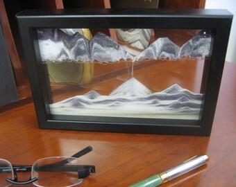 Black Horizon -- KB Collection Sand Art