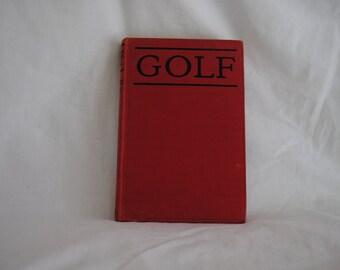 Golf Arnaud Massy 1922